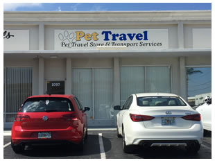 Pet Travel Transport Offices